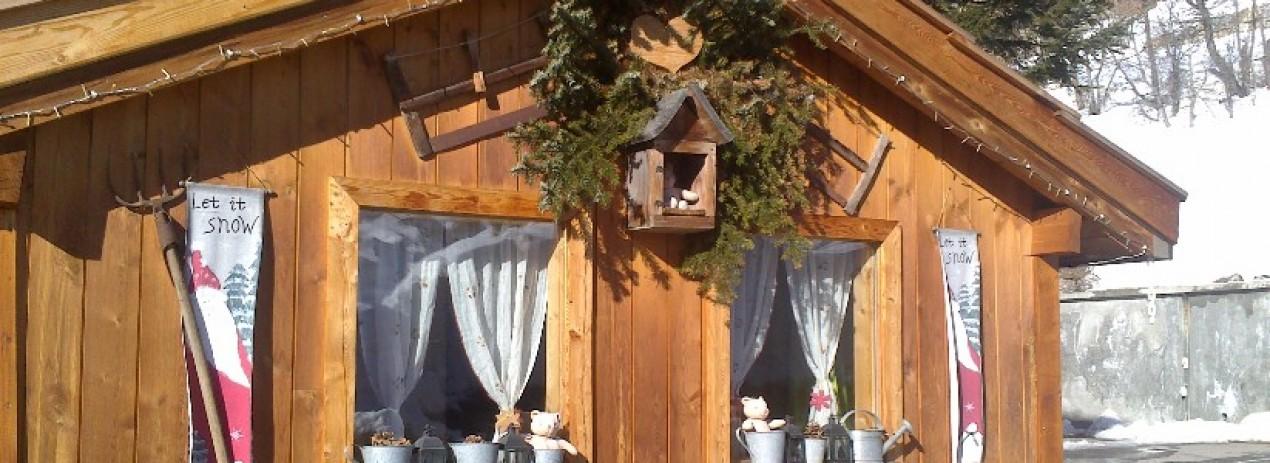 décoration d'hiver