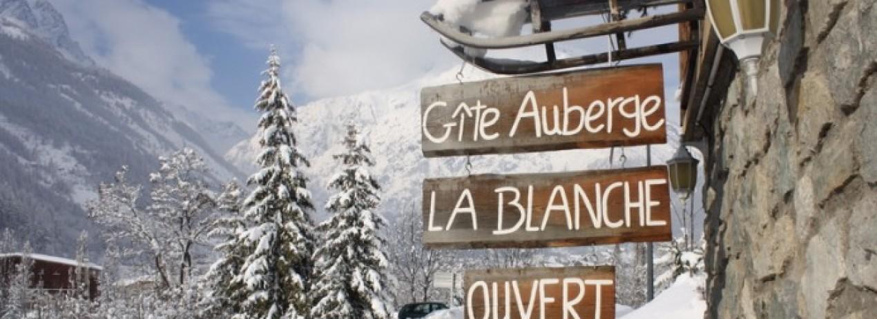 Auberge La Blanche