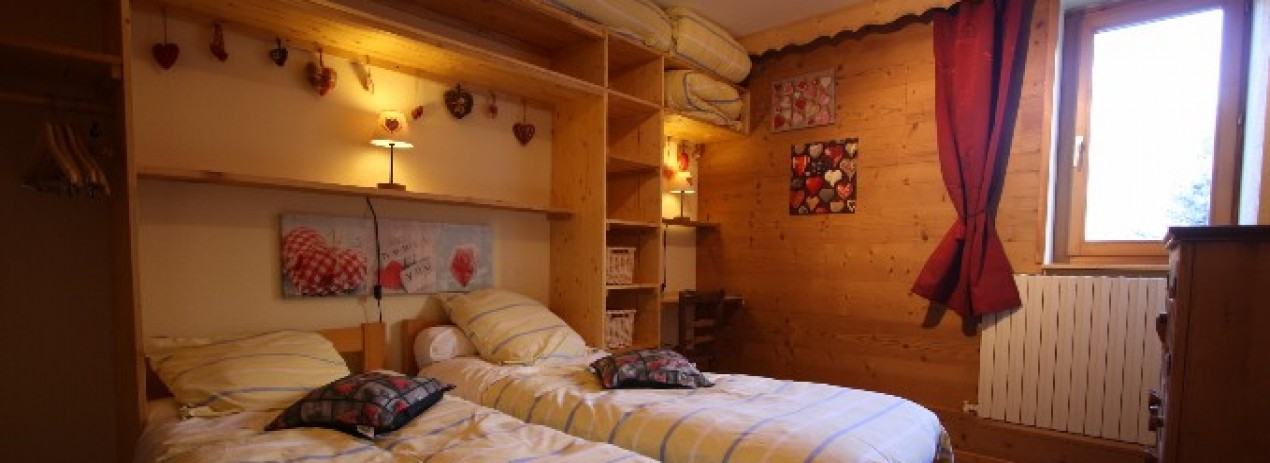 chambre double ou twin
